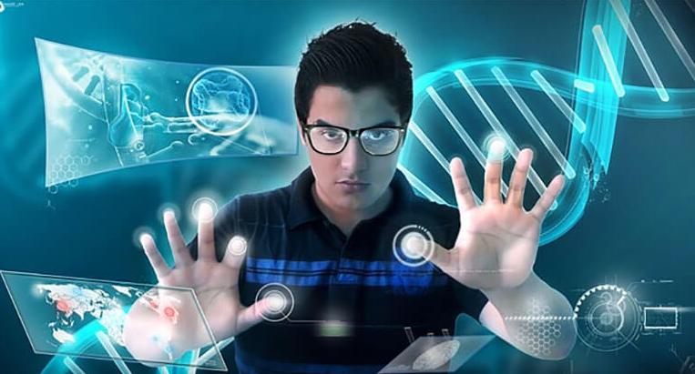 la techno dans l'informatique