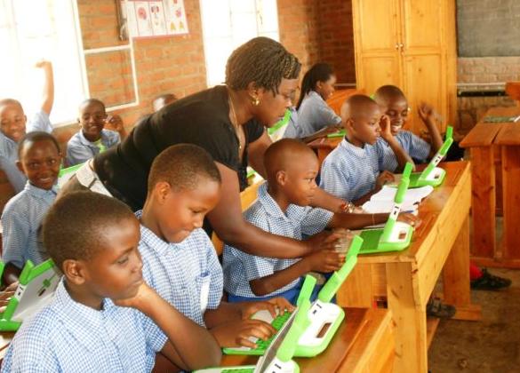 technologie dans l'éducation